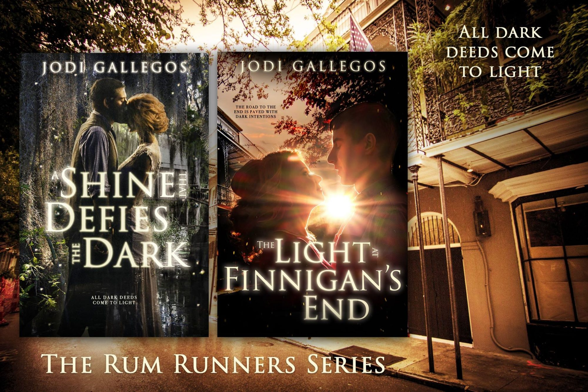 Jodi Gallegos- Author
